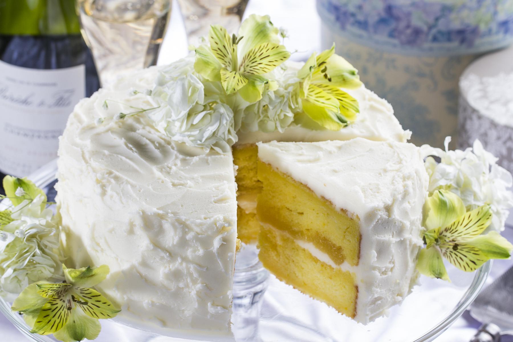 lemon wedding cake mrfood com lemon wedding cake mrfood com