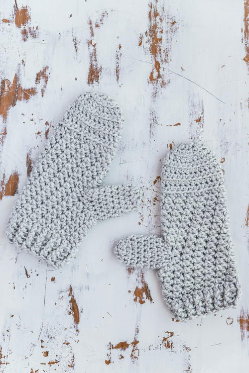 Moon Dance Mittens