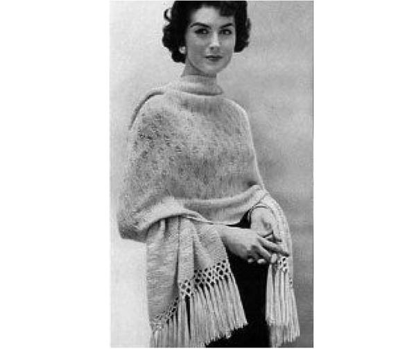 d2ab90a714d3b 18 Vintage Knitting Patterns from the 1950s