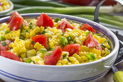 Darn Good Corn Relish