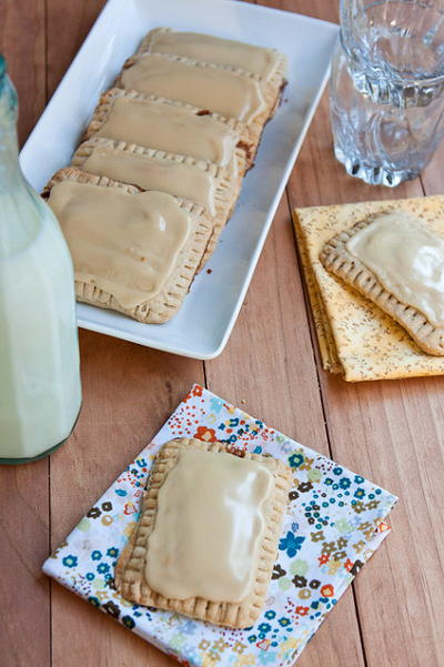 Copycat Maple Cinnamon Pop Tarts