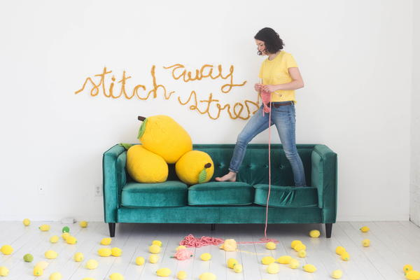 Why You Should Stitch Away Stress