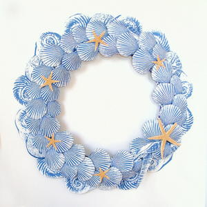 Napkins Reimagined Wreath