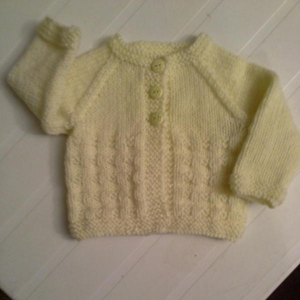 Charlie Baby Cardigan  0d53a5879