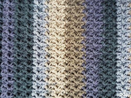 Grandma's Lap Blanket | AllFreeCrochet com