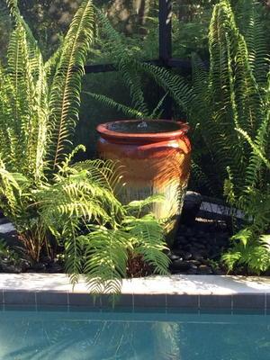 Diy Garden Fountain Diyideacenter Com