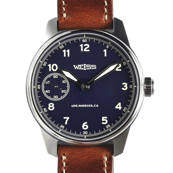 Limited American Issue Field Watch with Blue Dial