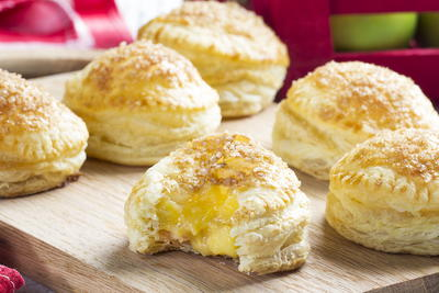 Apple Puff Pastry Pies
