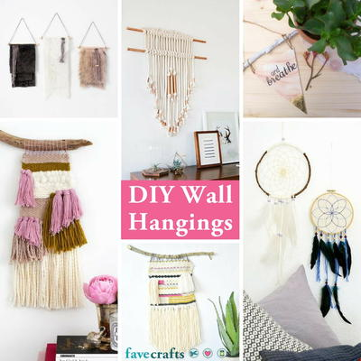 DIY Wall Hangings 14 Wall Art Ideas to Obsess Over