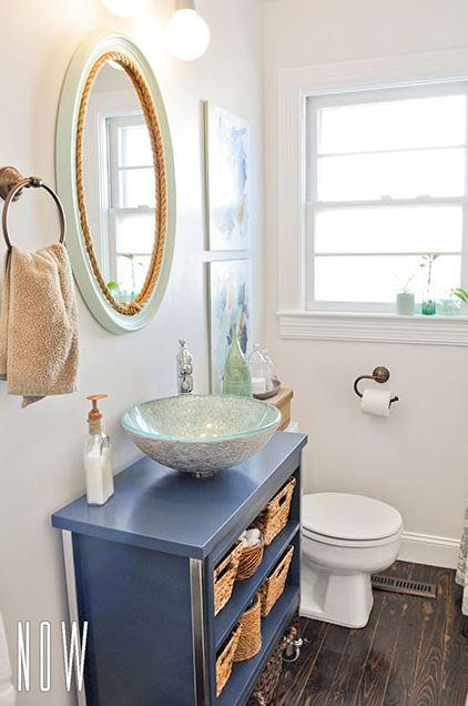 Budget Bathroom Project