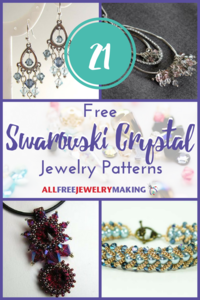 21 Free Swarovski Crystal Jewelry Patterns