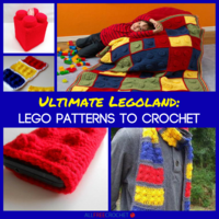 Ultimate Legoland: 9 Lego Patterns to Crochet