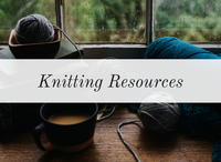 Knitting Resources