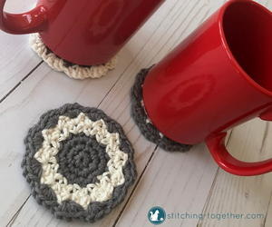 Crochet Country Coasters