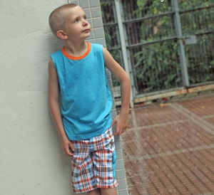 Free Sewing Pattern for Boys Tank