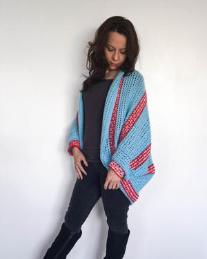 42 Free Crochet Shrug Patterns | AllFreeCrochet com
