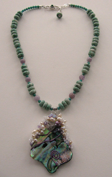 South Seas Siren Necklace