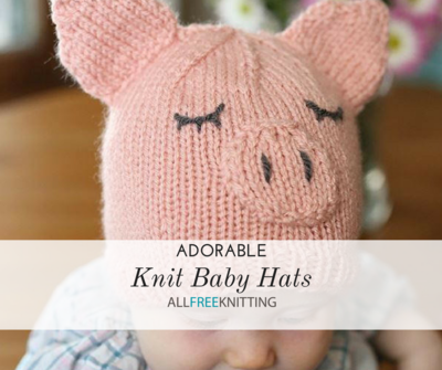35ae7918c720 34+ Adorable Knit Baby Hats