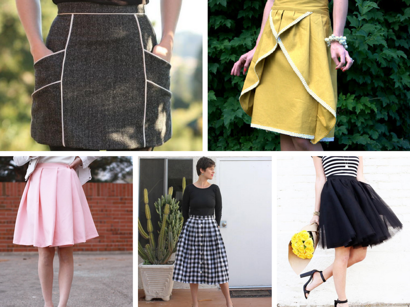 177b425c2610f 46+ Free Skirt Patterns