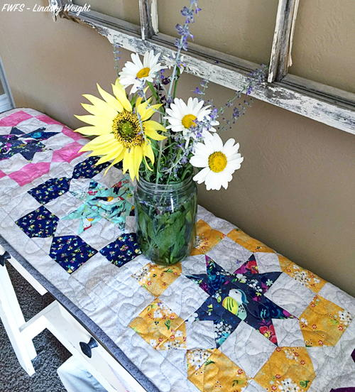 Darling Dixie Table Runner Pattern