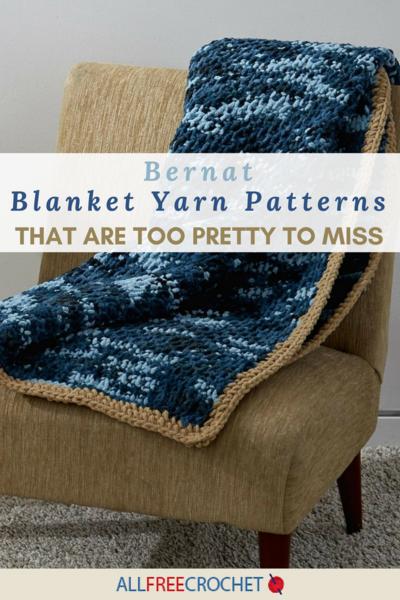 a87378b39 26 Bernat Blanket Yarn Patterns That Are Too Pretty to Miss ...
