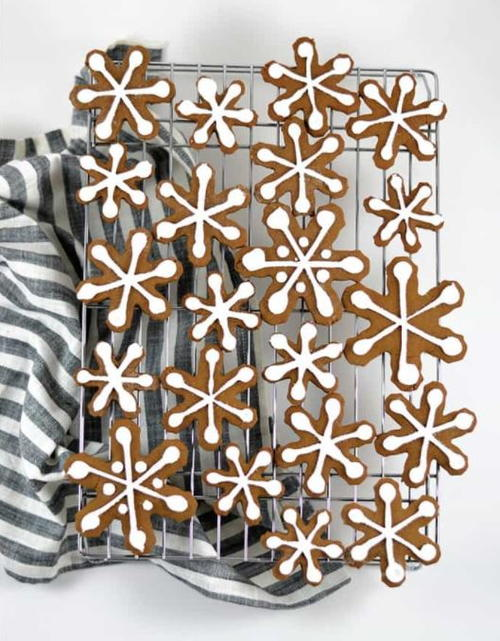 Fool-Proof Gingerbread Cookie Recipe