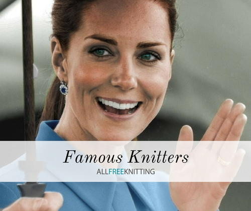 Famous Knitters