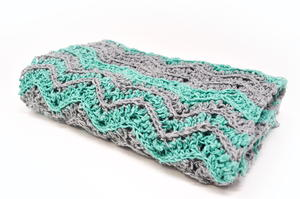 Chevron Flare Blanket Crochet Pattern