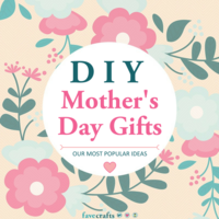 Top 10 DIY Gifts for Mom
