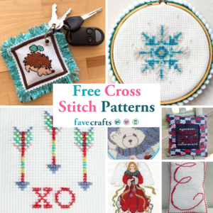 Free Printable Christmas Ornament Cross Stitch Patterns.Favecrafts 1000s Of Free Craft Projects Patterns And More
