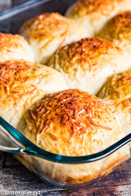Copycat Panera Asiago Cheese Bread