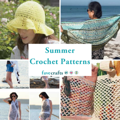 0470753bbd4 31 Summer Crochet Patterns