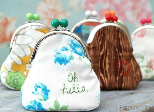 Petite Coin Purse Patterns