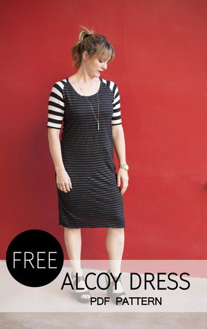 Alcoy Dress - Free Pattern