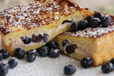 Discontinued IHOP Stuffed French Toast Copycat