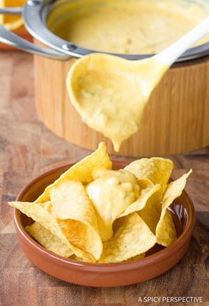 Better Than Chipotle Queso Recipe
