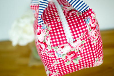 Boxy Lunch Bag Pattern