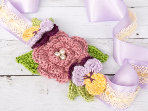 70 Crochet Headband Patterns Allfreecrochetcom