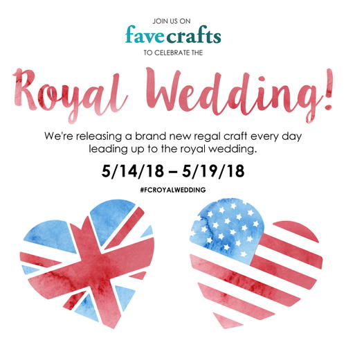 Royal Wedding Crafts