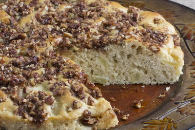 Apple Lovers Coffee Cake