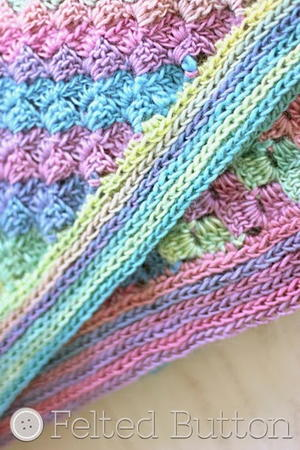 Spring into Summer Crochet Blanket Pattern