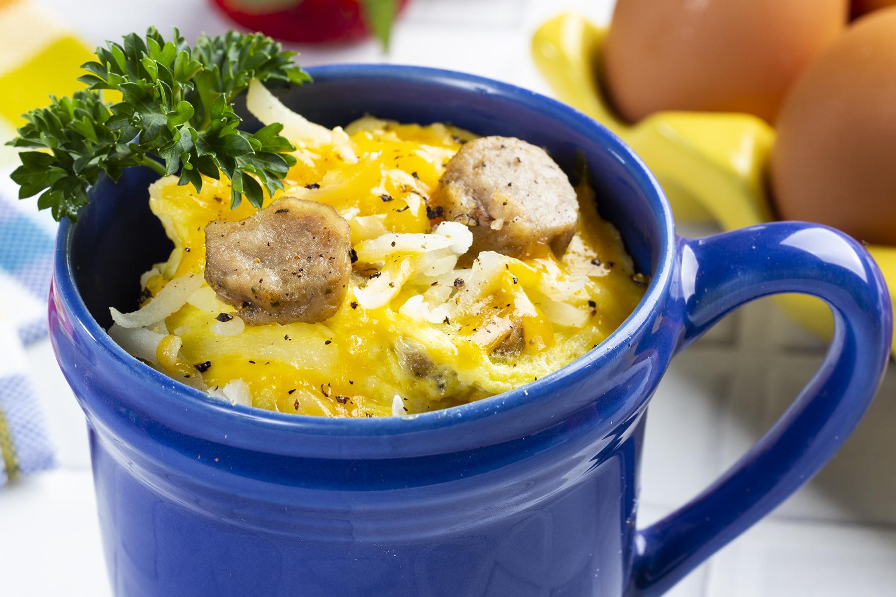 Breakfast In A Mug Mrfood Com