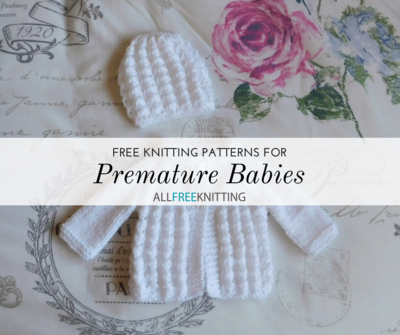 27 Free Knitting Patterns For Premature Babies Allfreeknitting Com