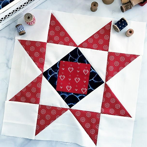 picture relating to Free Printable Hawaiian Quilt Patterns titled 26 Totally free 12-Inch Quilt Block Behavior