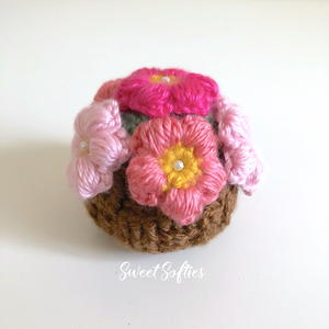 """Loving You"" Flower Pot for Mother's Day"