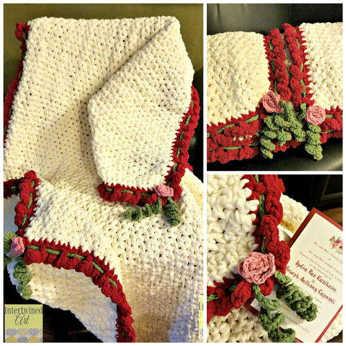 The Perfect Wedding Blanket Allfreecrochetcom