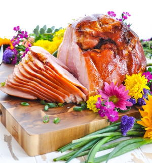 5-Ingredient Holiday Ham