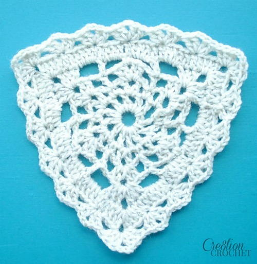 Triangle Lace
