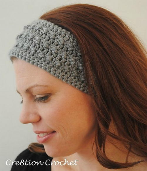 Sleek and Skinny Earwarmer