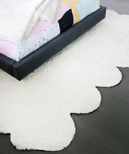 DIY Area Rug Hack